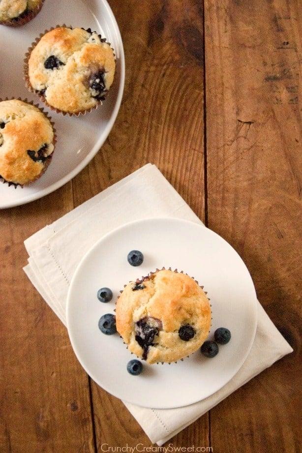 Blueberry Muffins 3 Blueberry Muffins Recipe