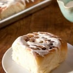 Cinnamon Rolls with Chocolate Chips1 150x150 Breads, Rolls and Muffins