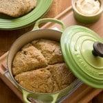 Garlic and Herb Irish Soda Bread 150x150 Breads, Rolls and Muffins