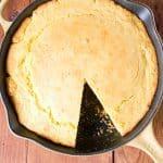 Skillet Cornbread Recipe a 150x150 Skillet Cornbread Recipe
