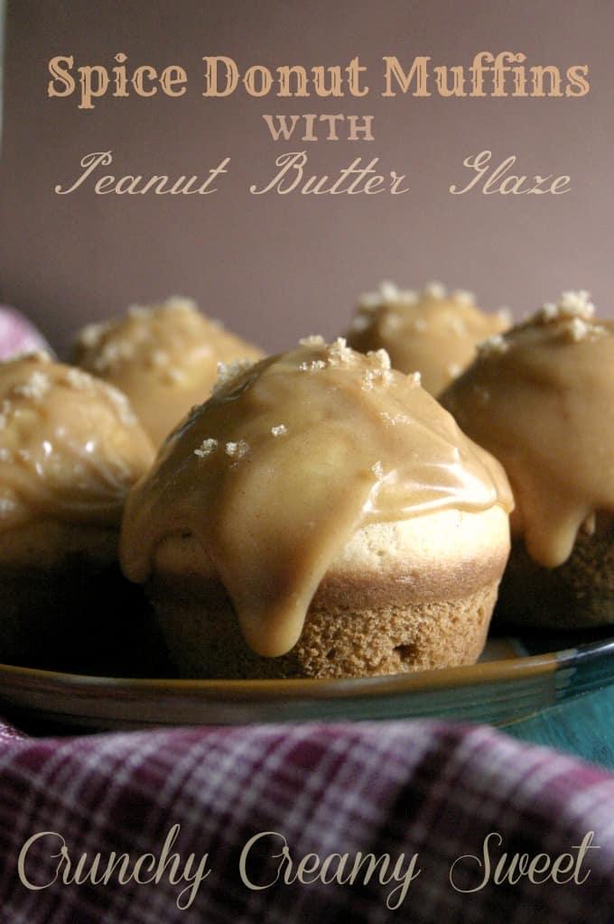 donut muffins 1 Blueberry Muffins Recipe
