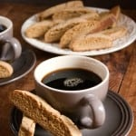 gingerbread biscotti PS 150x150 Cookies