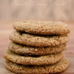 molasses cookies 2a 150x150 Molasses Cookies