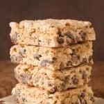 pb chocolate oatmeal bars 150x150 Peanut Butter Chocolate Oatmeal Bars