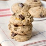 chocolate orange cookies 150x150 Dark Chocolate Orange Cookies and Giveaway!