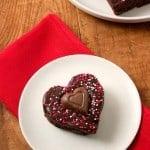 ganache brownies 150x150 Fudge Brownies with Chocolate Ganache
