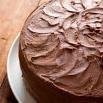 layer chocolate cake 1 150x150 The Best Chocolate Cake