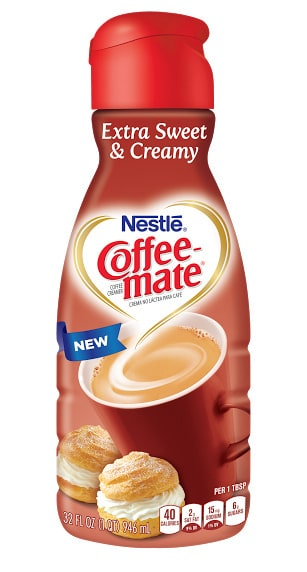 Coffee Mate Sunday Morning Coffee and 10 Sweet Treats to Enjoy with it!