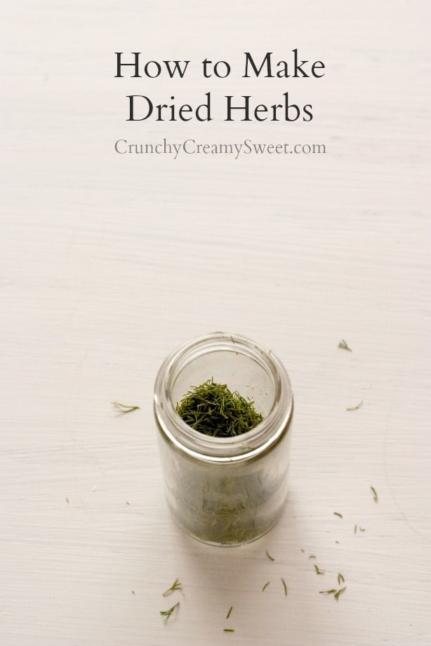 How to Make Dried Herbs How to Make Dried Herbs at Home