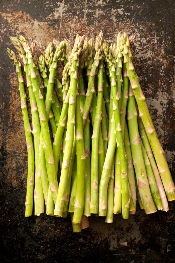asparagus Creamy Lemon and Asparagus Pasta Recipe