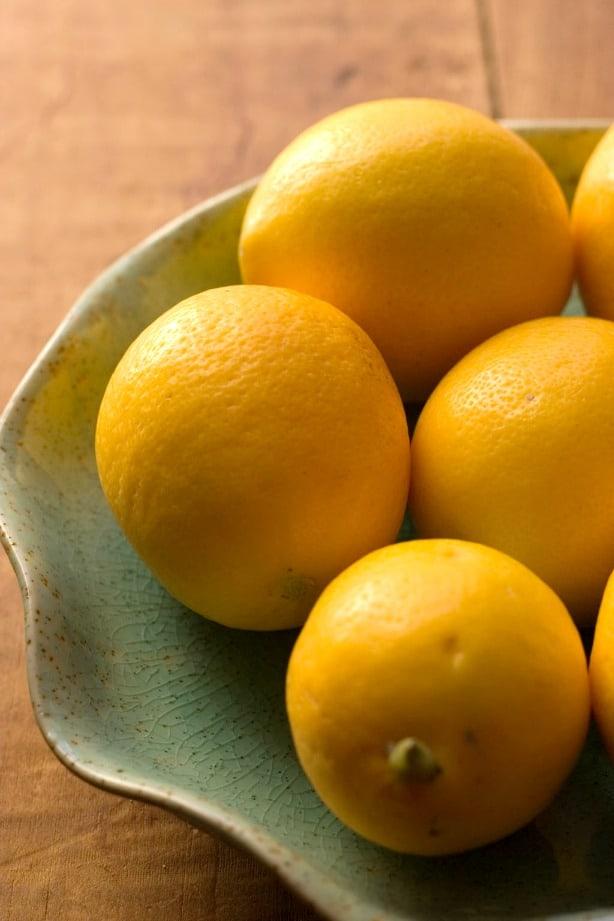 meyer lemons Creamy Lemon and Asparagus Pasta Recipe