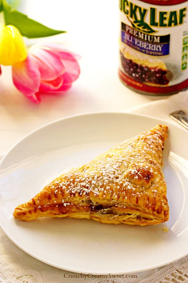 Cream Cheese Pastry Filling Recipe Blueberry Cream Cheese Fill