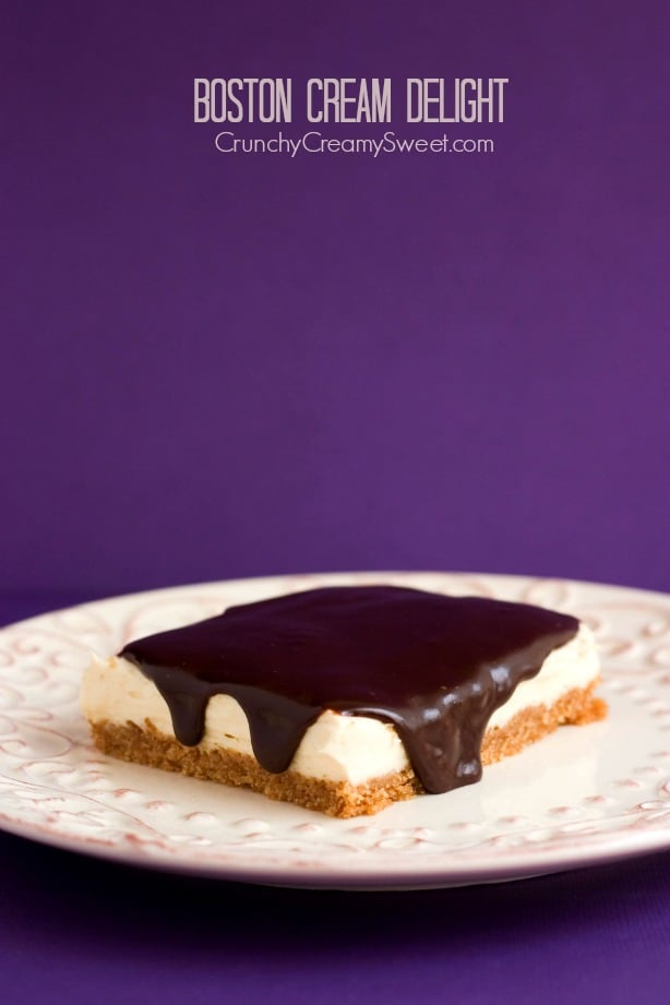 Boston Cream Delight Boston Cream Delight Recipe