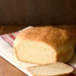 Freshly Baked English Muffin Bread