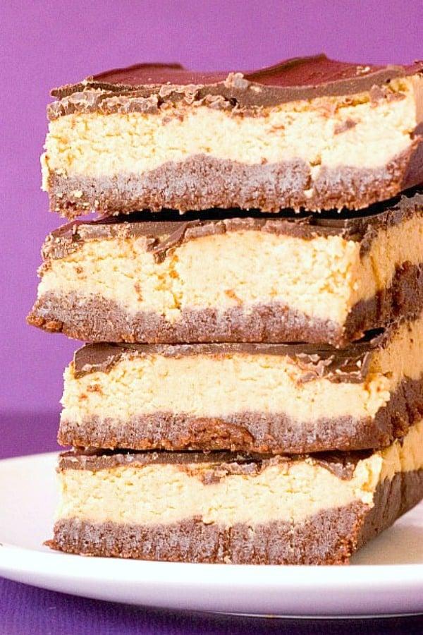 Peanut Butter Brownie Truffle Bars a 1 Peanut Butter Brownie Truffle Bars Recipe