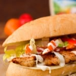 Ranch Grilled Chicken Sandwich 2 150x150 Ranch Grilled Chicken Sandwich Recipe