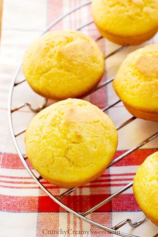cornbread muffins A Perfect Cornbread Muffins Recipe