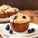 Blueberry Muffins 2 150x150 Blueberry Muffins Recipe