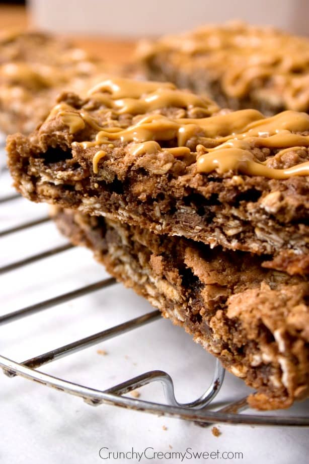 Breakfast Cookie Bars recipe Chocolate Breakfast Cookie Bars Recipe