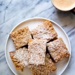 Cinnamon Coffee Cake with the best crumb topping 150x150 Cinnamon Sour Cream Coffee Cake with Crumb Topping Recipe