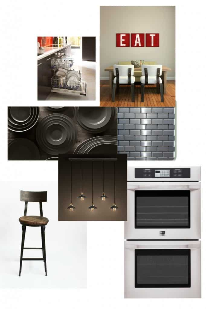 Kitchen Design Inspiration Board 682x1024 Designing the Ideal Kitchen with LG Studio Appliances and Nate Berkus