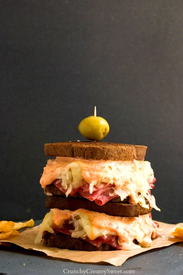 Perfect Spicy Reuben Sandwich The Ultimate Spicy Reuben Sandwich Recipe