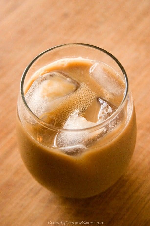 Iced Coffee Caramel Iced Coffee Ice Cream Recipe