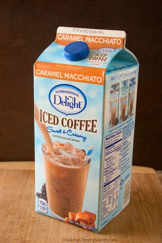 International Delight Iced Coffee Caramel Iced Coffee Ice Cream Recipe