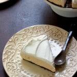 Peanut Butter Cheesecake (No-Bake)