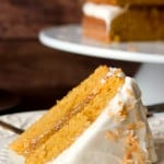 Pumpkin Layer Cake with Orange Ginger Filling and Cinnamon Cream Cheese Frosting from Crunchy Creamy Sweet blog 150x150 Pumpkin Layer Cake with Orange Ginger Filling and Cinnamon Cream Cheese Frosting