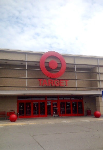 Target front Ice Cream Party with Target and a Giveaway!