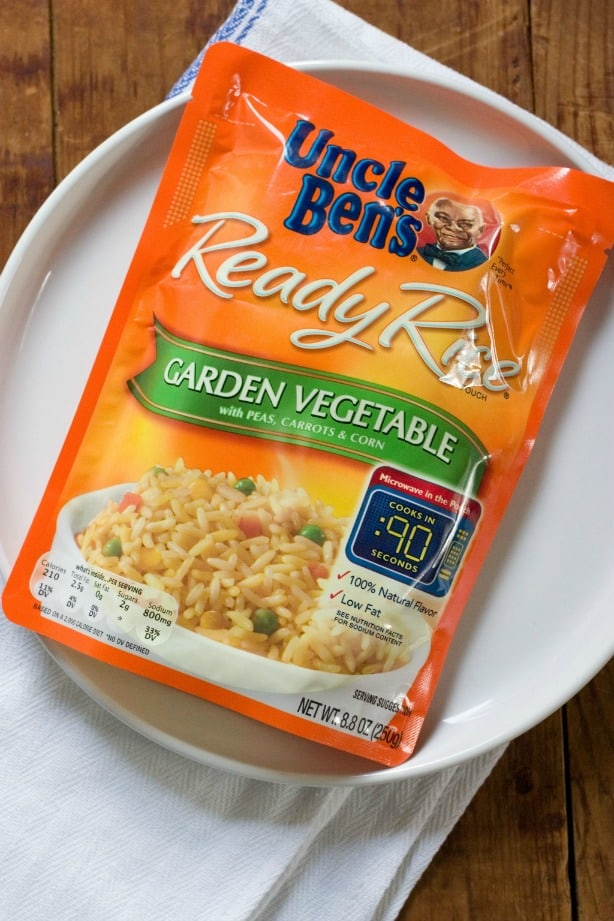 Uncle Bens Ready Rice Apricot Baked Chicken with Rice