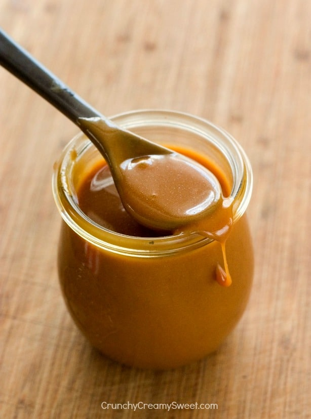 Microwave Caramel Sauce the best and easiest way to make caramel sauce Microwave Caramel Sauce