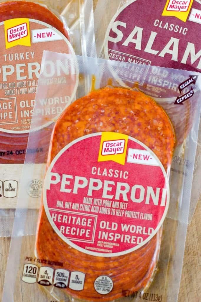 Oscar Mayer Pepperoni 682x1024 Italian Pepperoni Sandwich