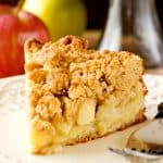 apple crumb cake A 150x150 The Best Apple Crumb Cake