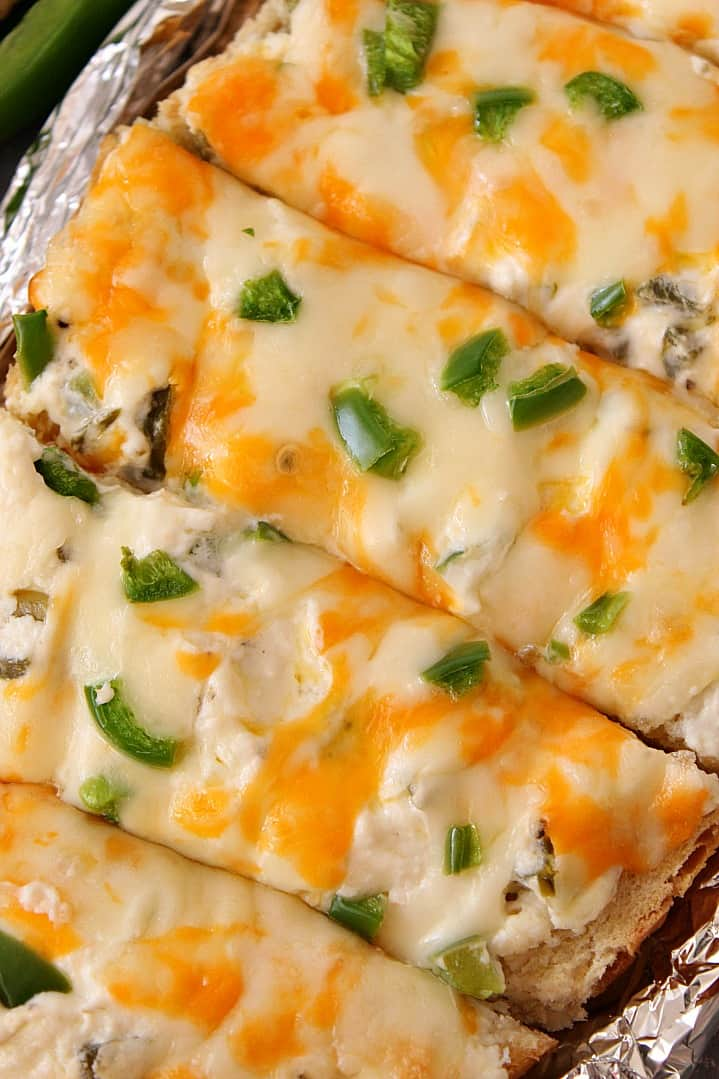 jalapeno popper bread recipe 2 Cheesy Jalapeno Popper Bread Recipe