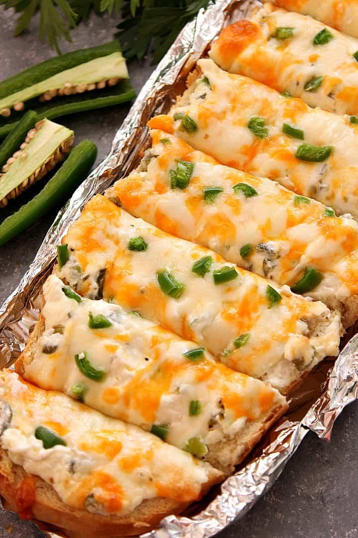 jalapeno popper bread recipe 6 Cheesy Jalapeno Popper Bread Recipe