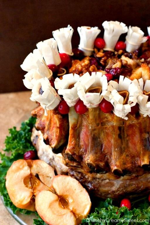 Crown Roast of Pork 1 Crown Roast of Pork