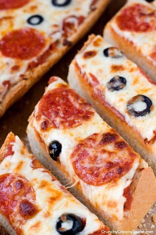 Easy Pizza Bread Easy Pizza Bread