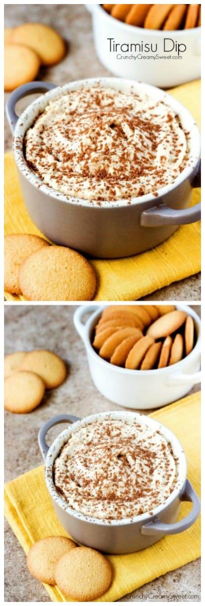 Tiramisu Dip quick and easy dessert dip you will love3 Tiramisu Dip