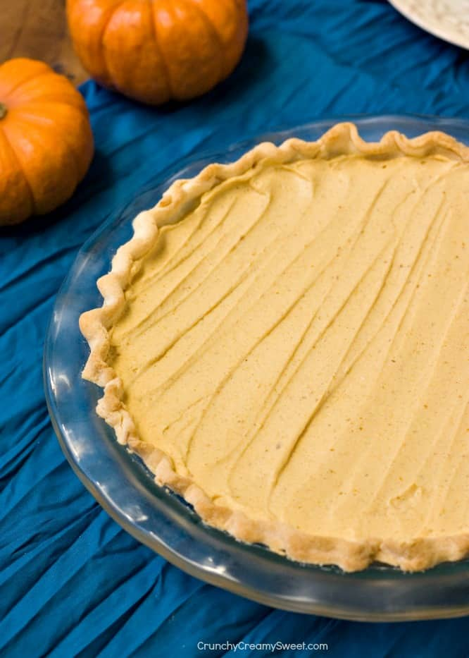 Pumpkin Mousse Pie Pumpkin Mousse Pie