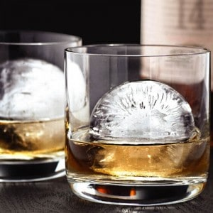 SET OF 2 SPHERE ICE MOLDS 500x500 300x300 2014 Holiday Gift Guide