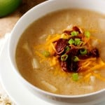 Slow Cooker Baked Potato Soup 150x150 Slow Cooker Baked Potato Soup
