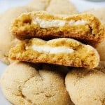 Cheesecake Filled Snickerdoodles Cookies 150x150 Cheesecake Filled Snickerdoodles
