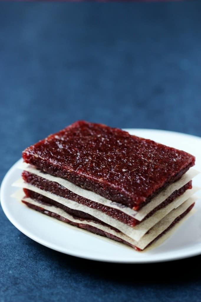 Cranberry Walnut Energy Bars 3 Ingredient Recipe