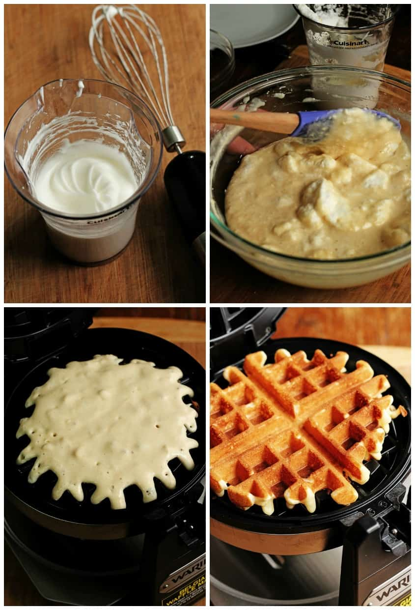 How to make great waffles Our Favorite Sunday Waffles aka The Best Waffles Ever