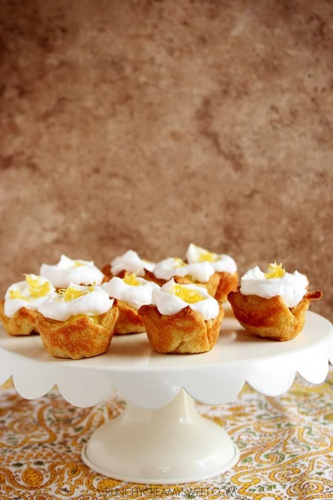 Easy Lemon Pies 682x1024 Mini Lemon Pies