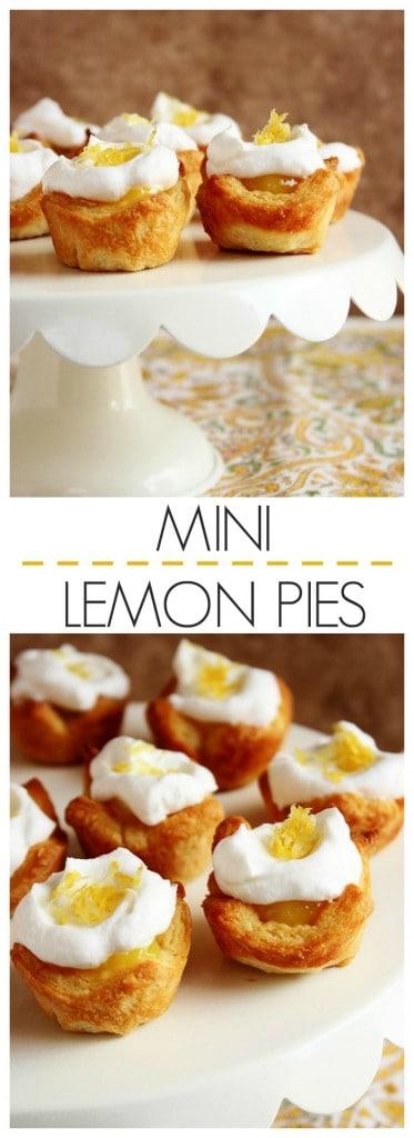 Easy Mini Lemon Pies crunchycreamysweet.com  373x1024 Mini Lemon Pies