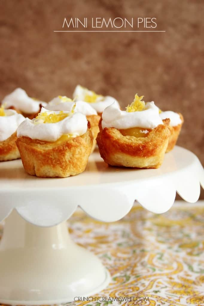 Mini Lemon Pies 682x1024 Mini Lemon Pies
