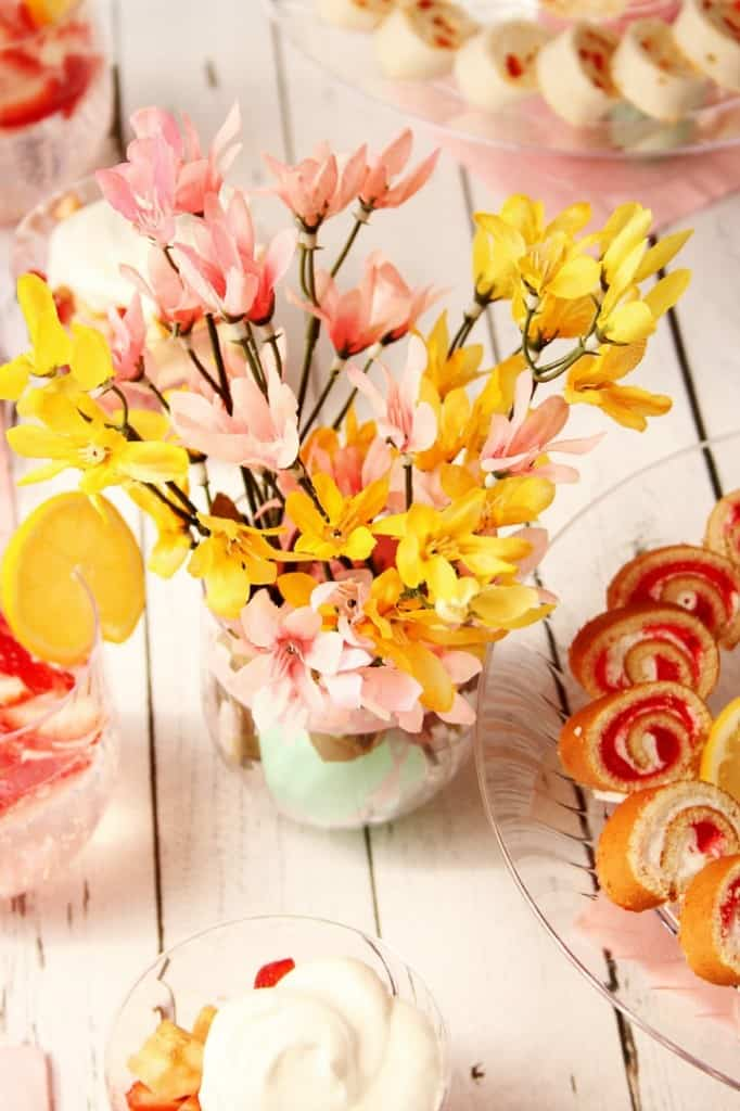 Spring Brunch 1 1 682x1024 Spring Brunch Party with Chinet® Cut Crystal® Tableware & Giveaway